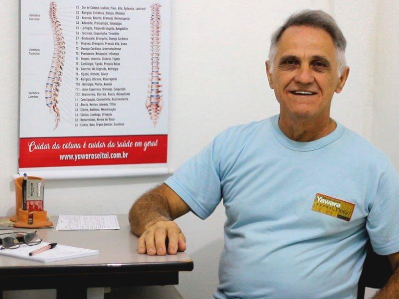 Tratamento de Dores Na Coluna