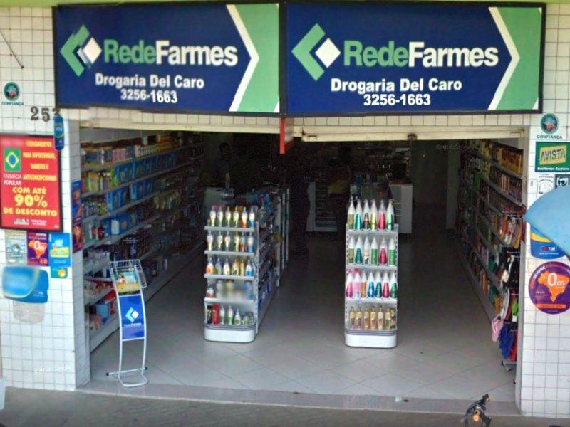 Rede Farmes - Bela Vista