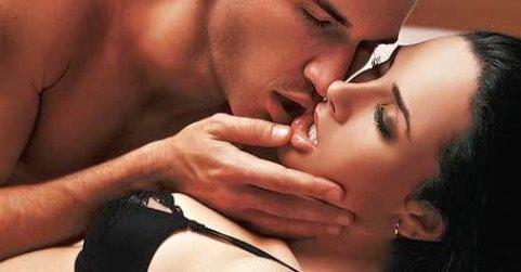 Beijo com esperma